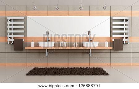 Elegant Modern Bathroom