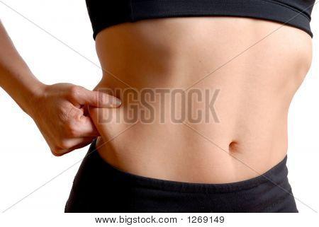 Pinching Fat