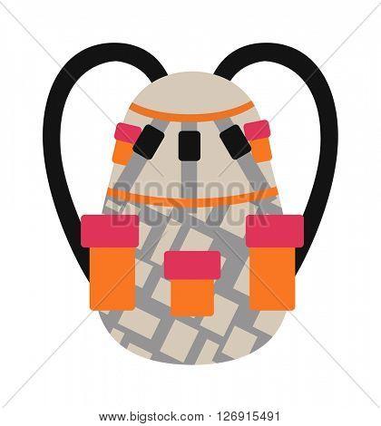 Sport bag design vector illustration