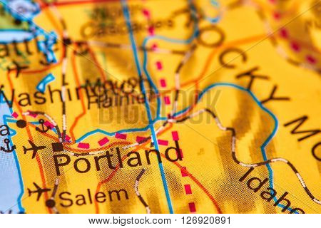 Portland On The Map