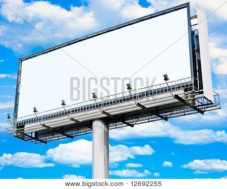 Giant Billboard Space
