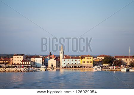 Fazana is a town and municipality on the western coast of Istria