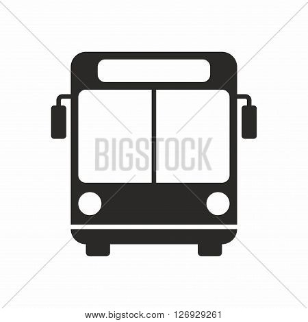 A bus is a road vehicle designed to carry many passengers.