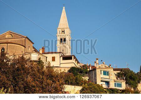 Vrsar is a village in Istria Croatia.