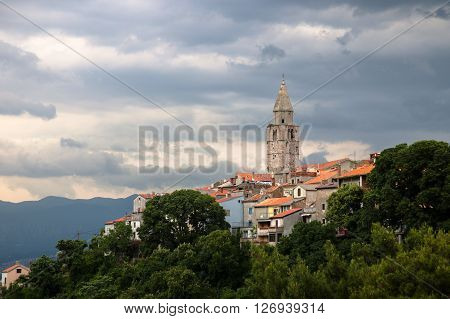 Vrsar/Orsera is a village in Istria Croatia. Krk