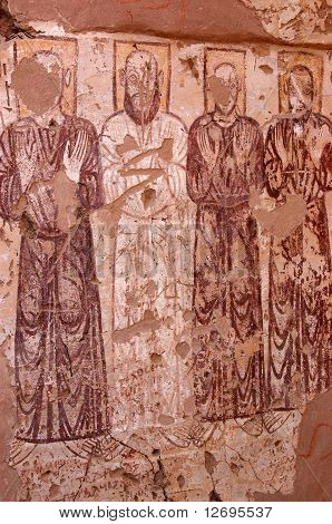 Byzantine saints