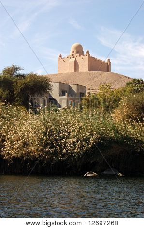 Aga Khan Mausoleum, Aswan