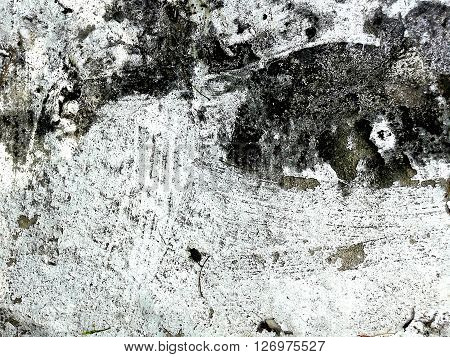 concrete white wall texture and background abstract