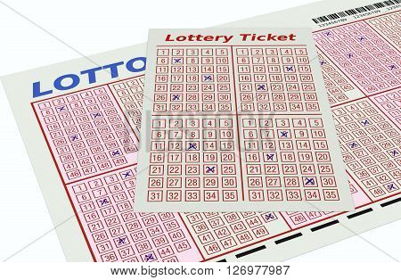 Gambling, Lotto Game