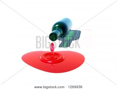Wine Spill 20
