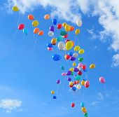 picture of helium  - balloons - JPG