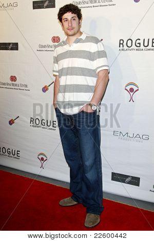 LOS ANGELES - JUN 14: Jason Biggs at the Rock-N-Reel event held at Culver Studios in Los Angeles, California on June 14, 2009