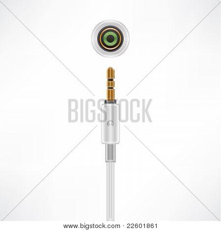 Headphone Minijack Cable
