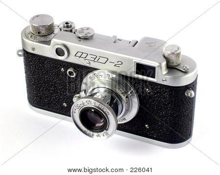 Russian Vintage Camera
