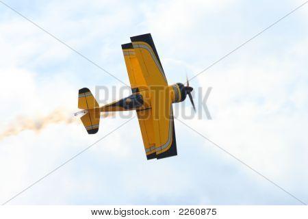 Acrobacias aéreas