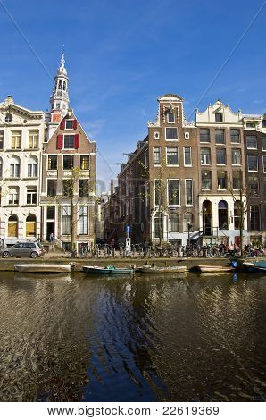 Amsterdam-Leben