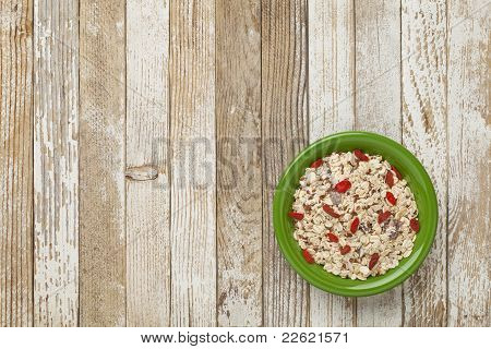 Muesli Cereal Bowl