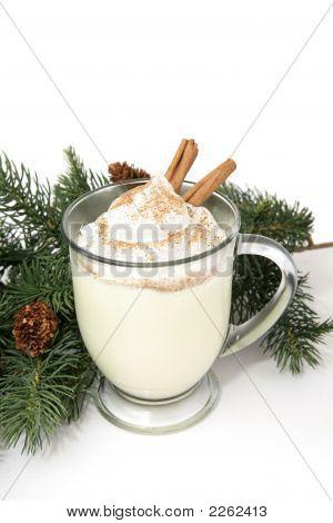 Eggnog And Pine