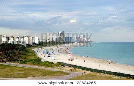 Miami, Beach, Florida