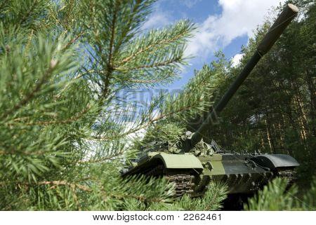 Hidden Tank