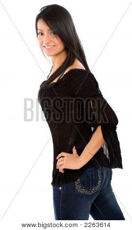 Fashion Female Girl