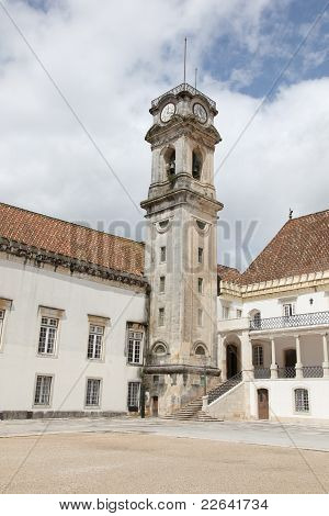 Coimbra University Clocktower