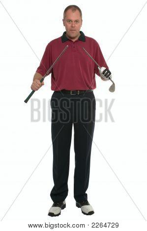 Golfer Oh F....