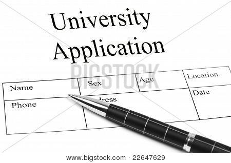 Univeristy Anwendung