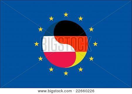 Alemania y Francia dentro de la UE
