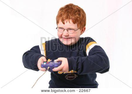 Video Game Kid 4