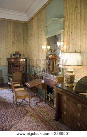 Bureau In Chateau Cheverny