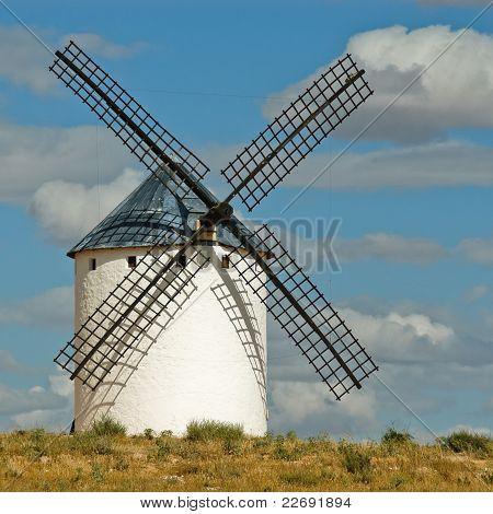 Medieval Windmill