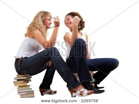 Talking On Books