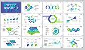 Infographic Design Set Can Be Used For Workflow Layout, Presentation, Annual Report. Improvement And poster
