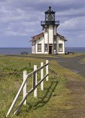 pic of mendocino  - Point Cabrillo Light Station - JPG