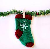Stocking For Santa