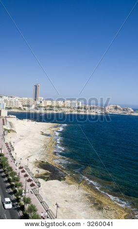 Seaside Promenade Sliema St. Julian'S Paceville Malta