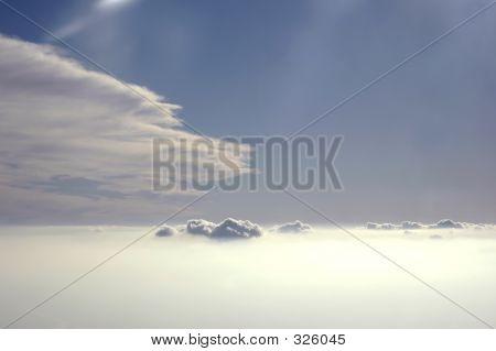 göttliche Wolken