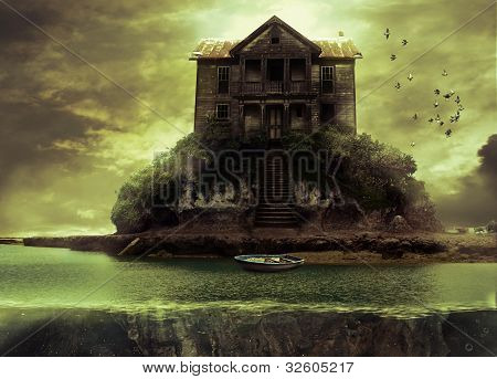 Haunted Insel