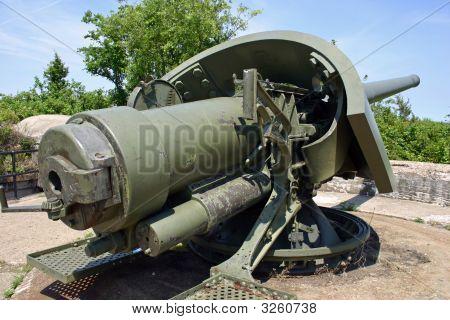 Barbette Gun
