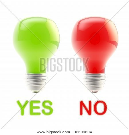 Yes and no as bulbs isolated