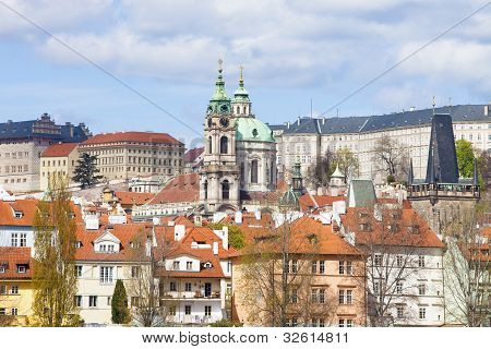 Prague - St. Nicholas Church