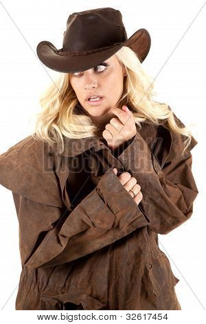 Cowgirl Duster Look Back