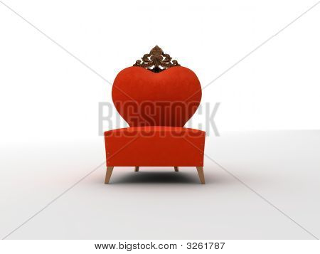 The Heart Chair
