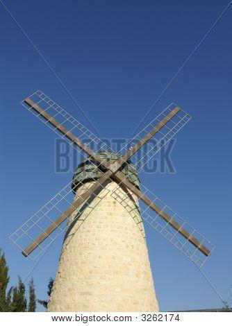 Jerusalem Montefiori Mill