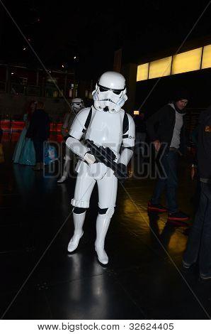 Sci Fi London Parade 2012 29Th April 2012