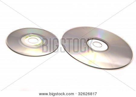 CD & mini CD