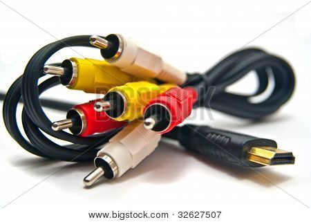 Composit & Hdmi Video Cables