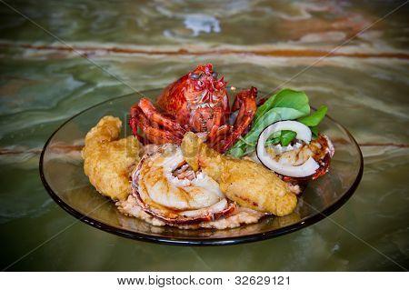 Lobster Dinner 3 Ways