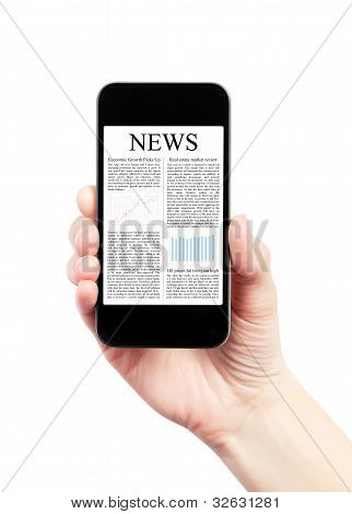 News On Mobile Smart Phone